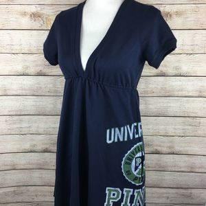 University Love Pink VS Sweater Dress